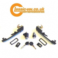 Mk1 Golf Tintop Full Lock Set